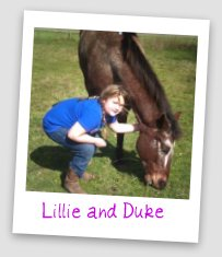 Horse-Photos-Lillie and Duke