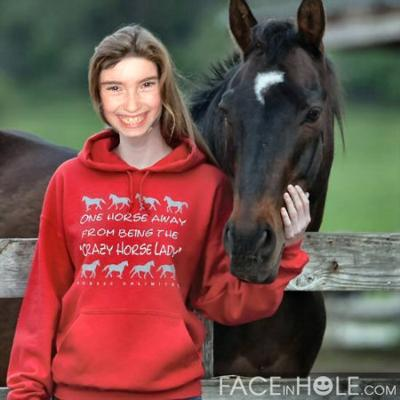 Me and my horse :)