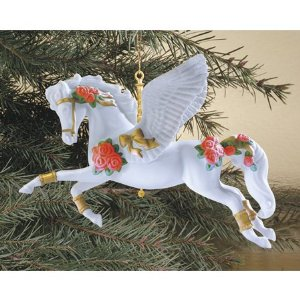 Breyer SnowStar Carousel Ornament