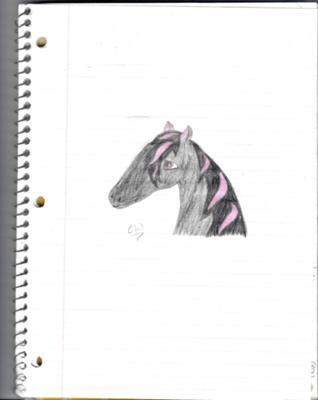 Manga Horse