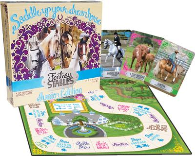 Fantasy Stables Junior Edition