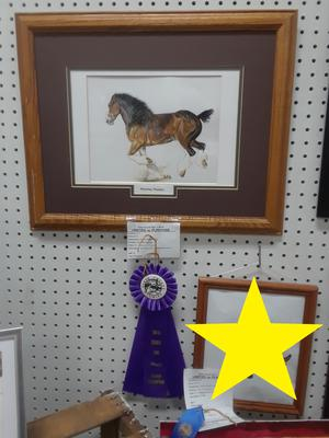 Running thunder - Grand champion