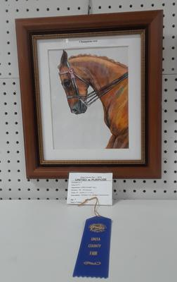 Champions Trot - First place