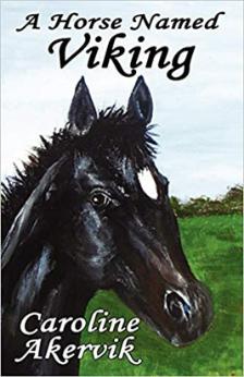 A Horse Named Viking by Caroline Akervik
