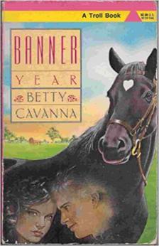 Banner Year by Betty Cavanna
