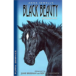 The cover of the book Black Beauty by Anna Sewell
