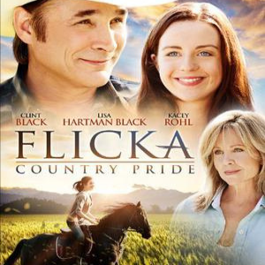 The cover of the movie Flicka: Country Pride.