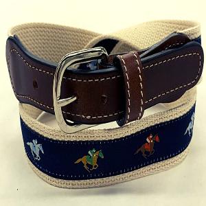 Horse themed belt.