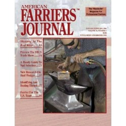 horse magazines American Farriers Journal