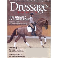 horse magazines Dressage Today