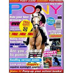 Pony by Horse & Rider