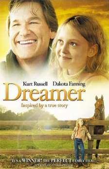 A picture of the movie Dreamer.