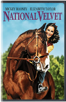 A picture of the movie National Velvet.