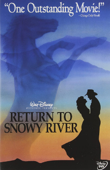 A picture of the movie Return To Snowy River.
