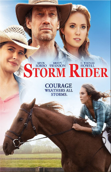 A picture of the movie Storm Rider.