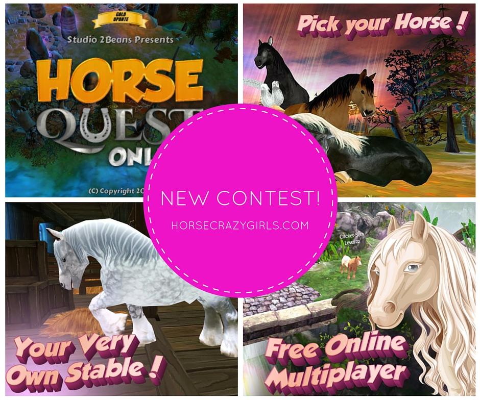 Horse Quest Online contest