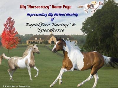 Horsecrazy Web Page