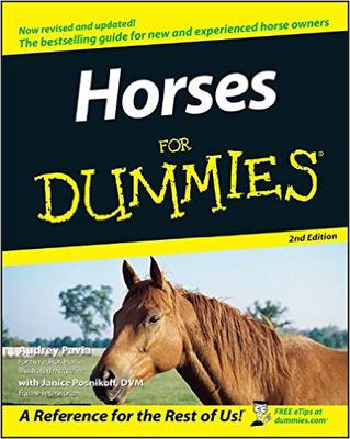 Horses for Dummies - 2nd Edition