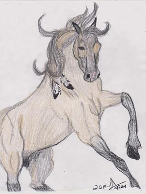 Mustang # 1
