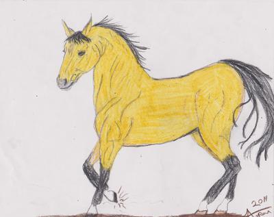 Mustang # 2