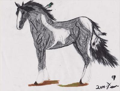 Mustang # 4