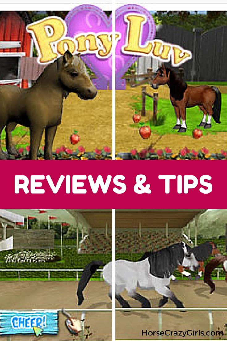 Pony Luv Pony Game