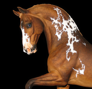 JUST AN AWESOME HORSE SCULPTURE
