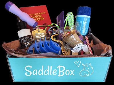 SaddleBox: A Great Gift For Horse Lovers