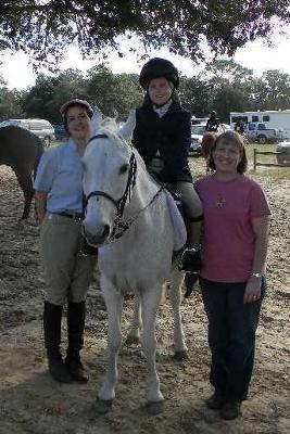 my horse teachers and me