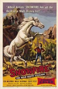 Snowfire Movie Poster