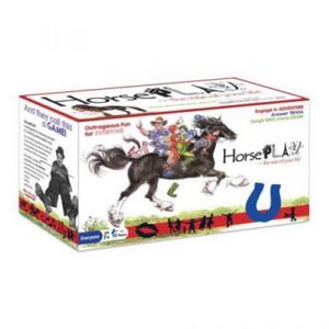 HorsePlay Adventure game box.