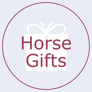 Button that says horse gifts. This links to the horse gifts page.