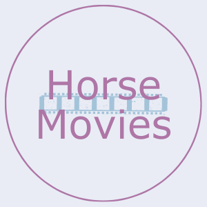 Button that says horse movies. This links to the horse movies page.