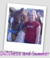 Dutchess and Summer