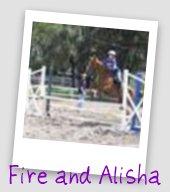 Fire and Alisha