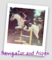 Navigator and Aspen