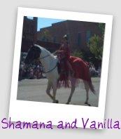 Shamana and Vanilla