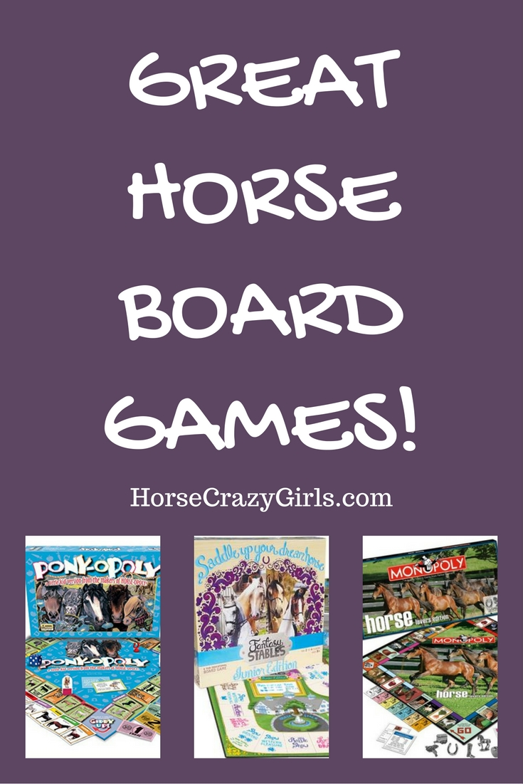 Great horse board games!