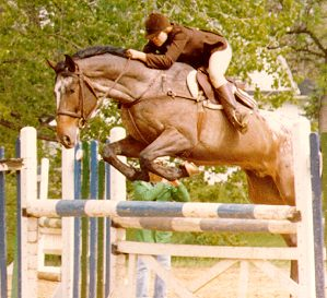 I love show jumping!!!