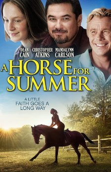 A picture of the movie A Horse For Summer.