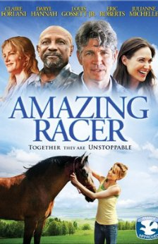 A picture of the movie Amazing Racer.