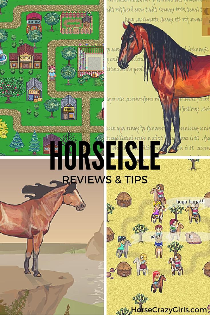 HorseIsle Horse Game